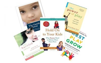 Top Ten Attachment Friendly Books for Parents